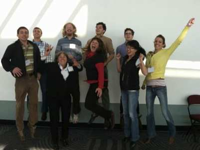 Ant Microbe Group Meeting in Reno, NV Moreau (Field Museum), Russell (Drexel University) & Pierce (Harvard University) Labs – November 2011