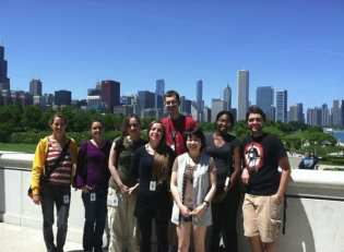 Ant Lab Summer Lunch – June 2011