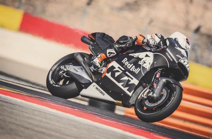 M_Mika Kallio KTM RC16 Aragon 2016