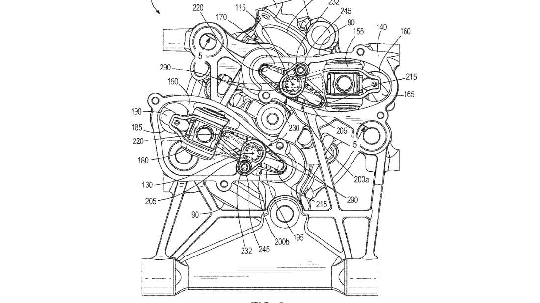 PATENTS confirm Harley-Davidson's working on a NEW air