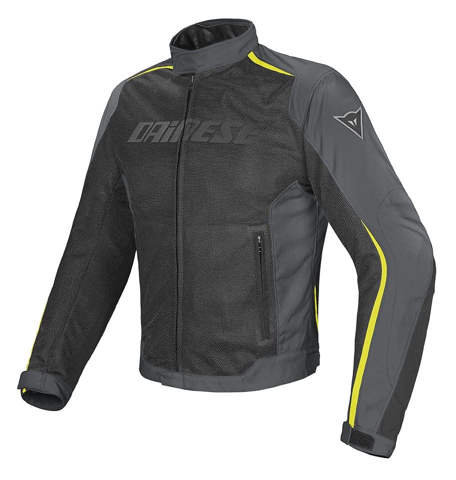 Dainese Hydra Flux D-Dry front view.