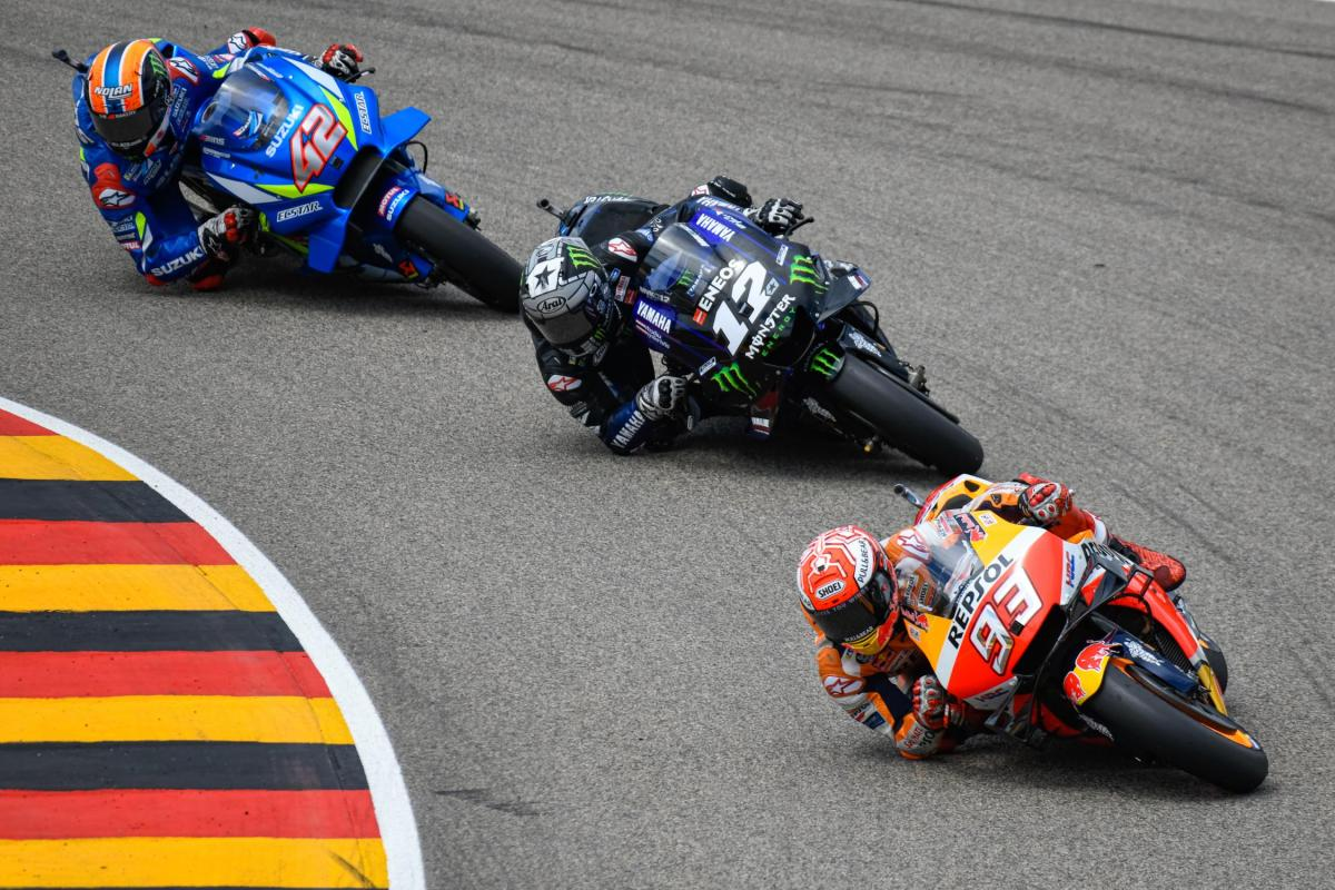MotoGP: German, Dutch and Finnish Grands Prix cancelled