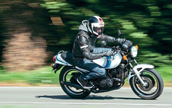 EIGHTIES ICON Yamaha RD350LC