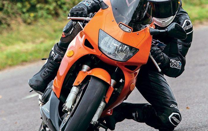 RETRO RIDES Honda VTR1000R Firestorm