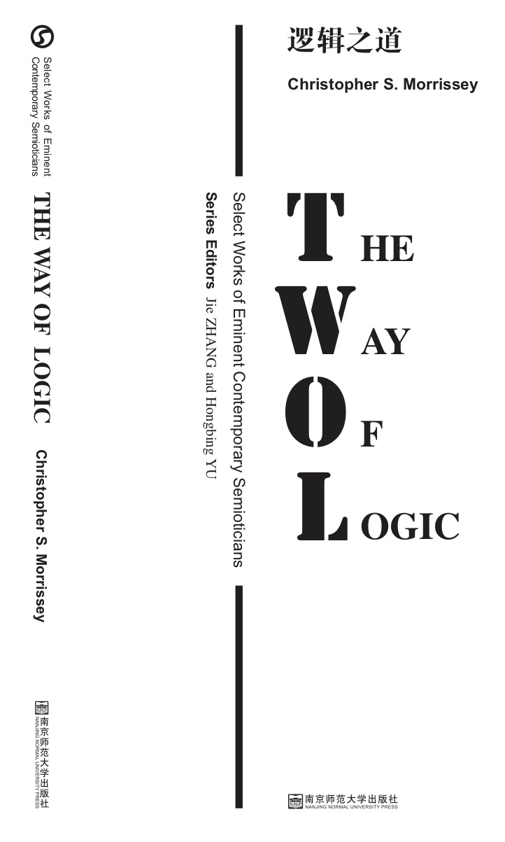 Dr. C.S. Morrissey: The Way of Logic