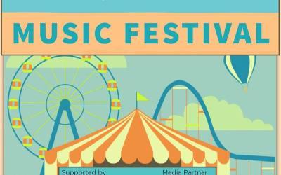 Morecambe Music Festival details