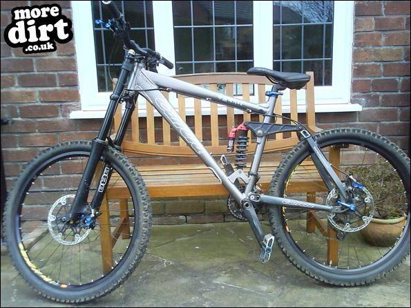 Mountain Bike Anatomy Diagram On Mtb Dirt Jump Bikes