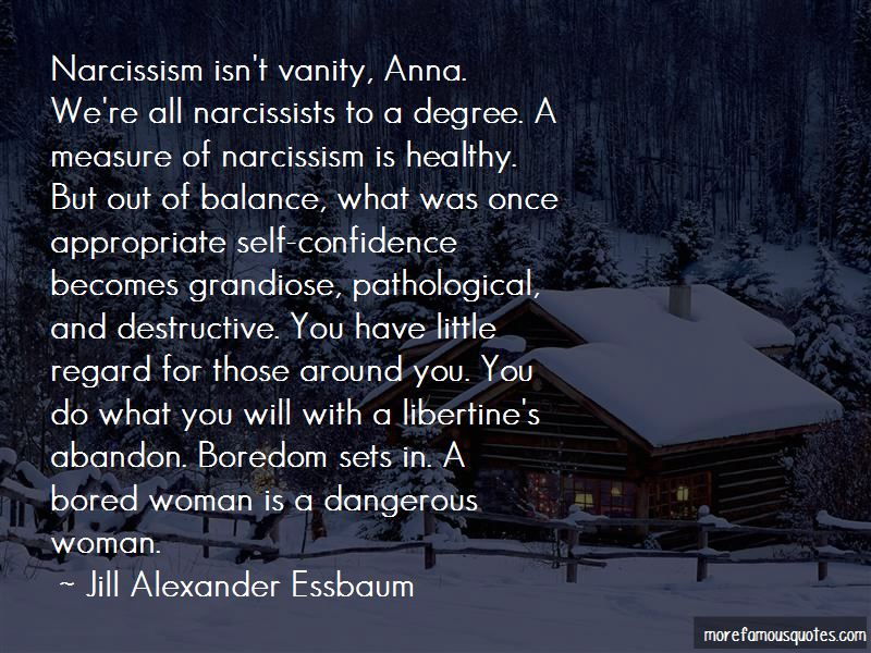 Quotes About Vanity And Narcissism: top 8 Vanity And ...