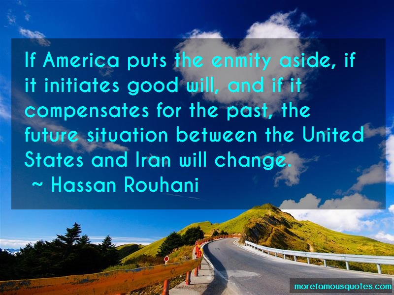 Image result for hassan rouhani Quotes