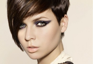 Hairstyles For Women With Short Hair 2012