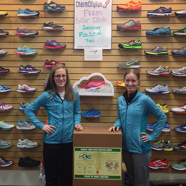 Charm City Run - Store of the Month