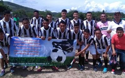 Soccer Championship In Oropoli