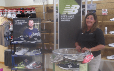 Above and Beyond, New Balance in Rehoboth Beach