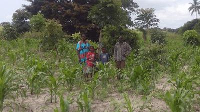 Mensah Kportorgbui Family, Family of Month