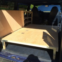Sofa Bed Made In Uk What Is A Real Chesterfield Gmc Safari Camper Conversion – Part One | Morehawes
