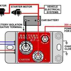 Battery Isolator Wiring Diagram 3 Way Switch Two Lights
