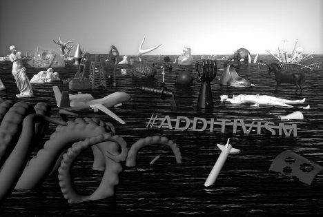 Morehshin Allahyari - The 3D Additivist Manifesto