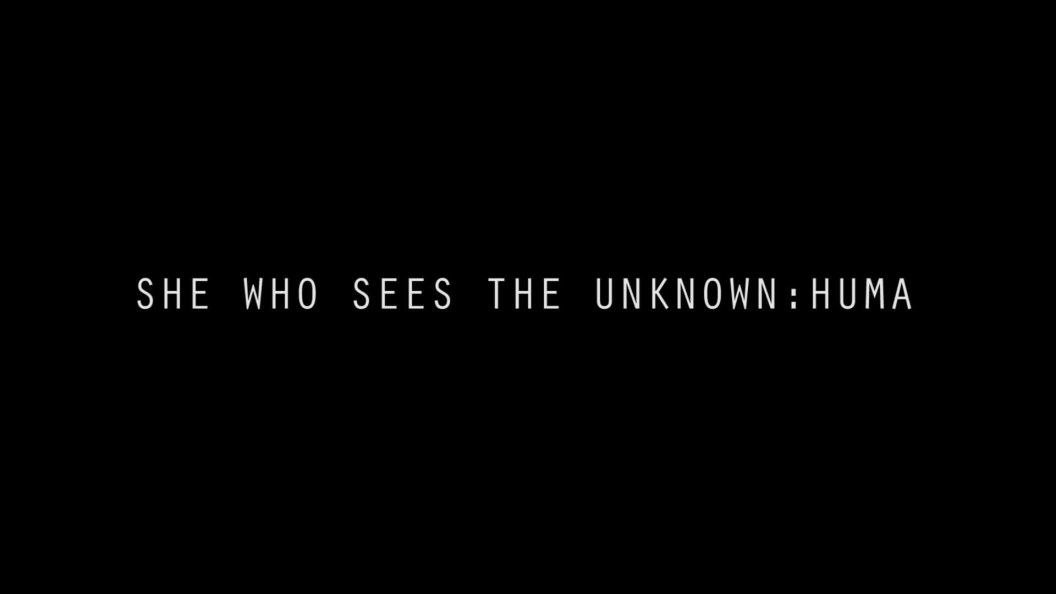 Morehshin Allahyari - She Who Sees the Unknown: Huma