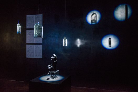 Morehshin Allahyari - She Who Sees the Unknown - TRANSFER Gallery Exhibition