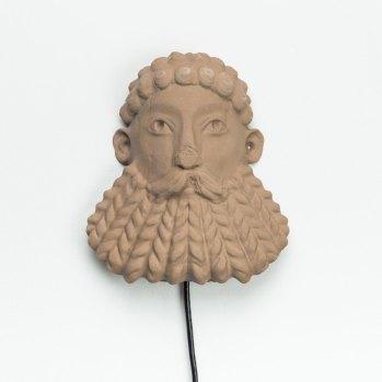 Morehshin Allahyari - Material Speculation Dead Drops - Bearded River God