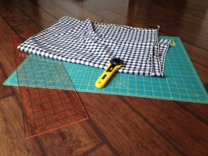 Sew Cloth Napkins