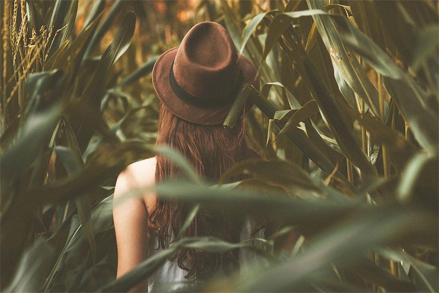 In Fields of Self-Doubt
