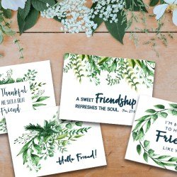 Free Printable Friendship Cards