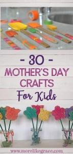 Kids Crafts for Moms