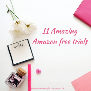 amazon free trial offer