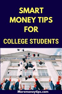 Smart Money Tips for College Students