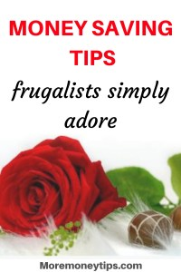 Money Saving Tips frugalists simply adore.