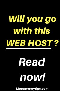Will you go with this web host