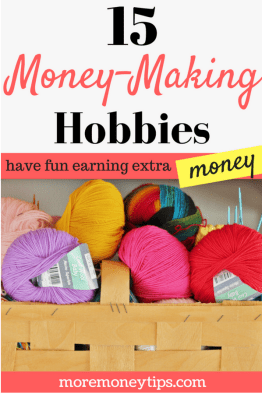 15 money-making hobbies