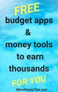 Best free budget apps and tools to save and invest your way to millions