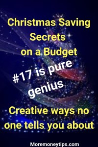 Christmas Saving Secrets on a Budget_ 17 creative ways you must know