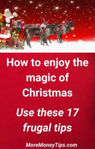 How to enjoy the magic of Christmas