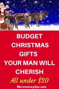 Budget Christmas Gifts Your Man Will Cherish