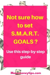Not sure how to set SMART goals? Use this step-by-step guide.