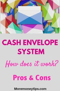 Cash envelope system: how does it work?