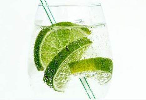 Cool lime drink