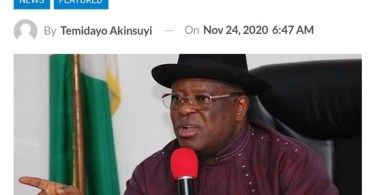 2023 Presidency: Odds Favour South-east Candidates In APC