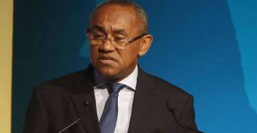 Caf president challenges 'shocking' five-year football ban
