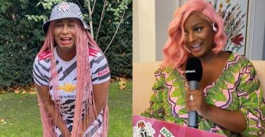 DJ Cuppy replies man who asked her to quit music cause it's not her calling