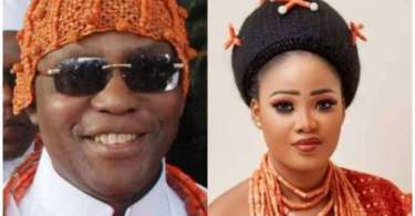 Oba of Benin Welcomes Princess After Queen Owamagbe Gave Birth to A Baby Girl