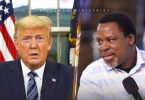 Watch Moment Prophet TB Joshua Told Trump What To Do Over Election Defeat