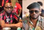 Davido Calls Out Ugandan Singer, Bebe Cool For The Role He Played In Omah Lay And Tems Arrest