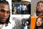 Nigerian celebrities call for the release of Omah Lay and Tems who are in prison in Uganda