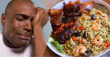 Man recounts how a lady he took out bought food worth 4500 out of his 20k salary