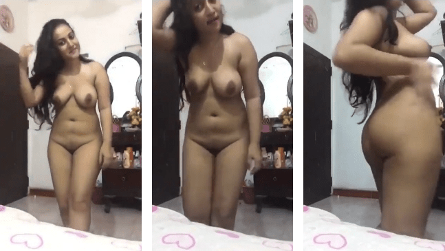 Watch Leaked Nudes and Video of Hottest Sri Lankan Babe