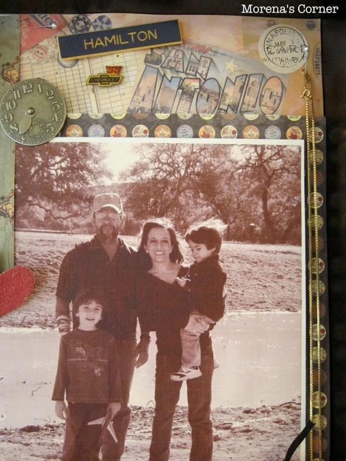 memorial shadow box for dad